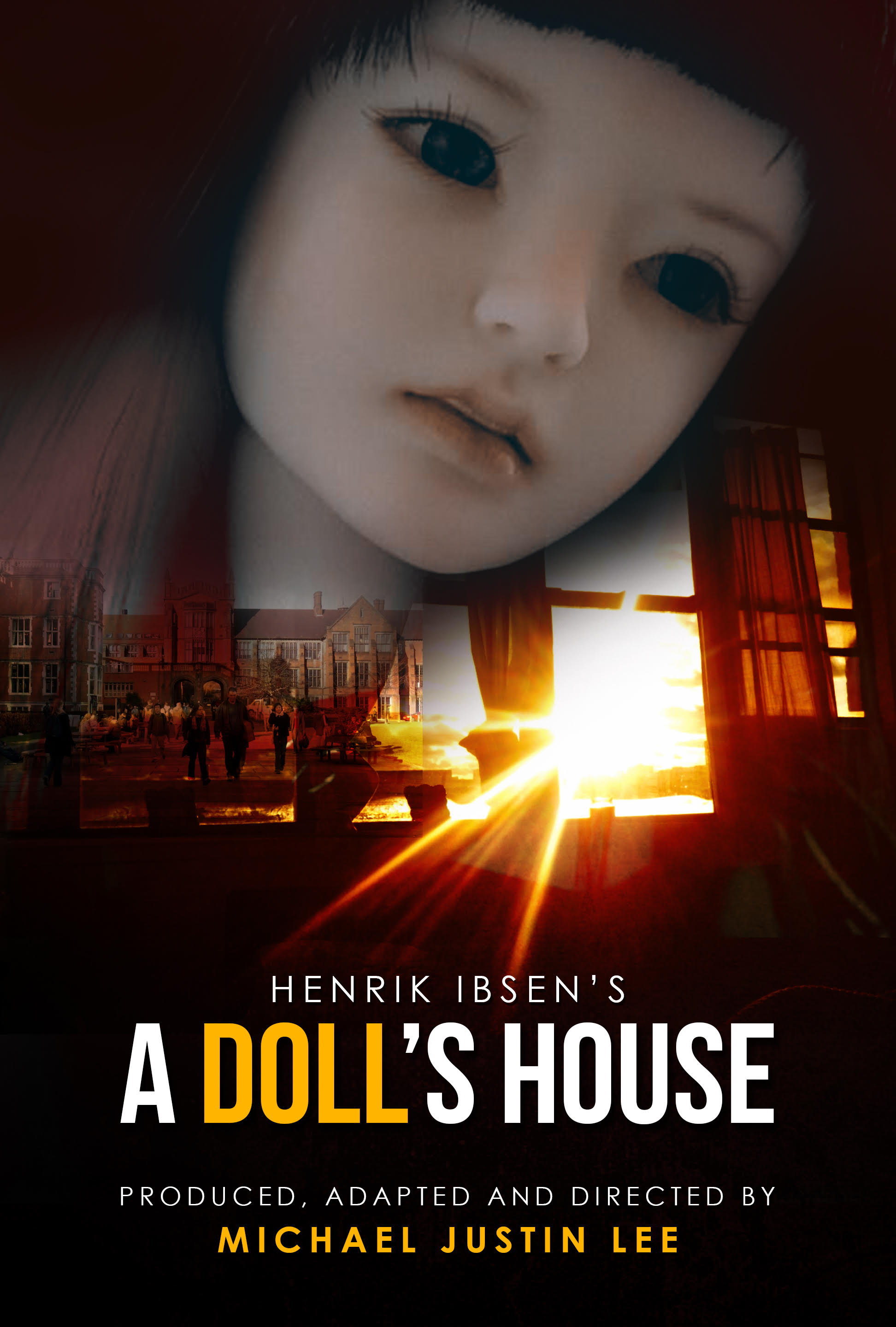 A Doll's House Movie Poster