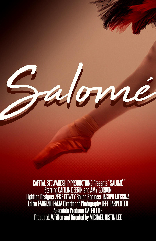 SALOME movie poster