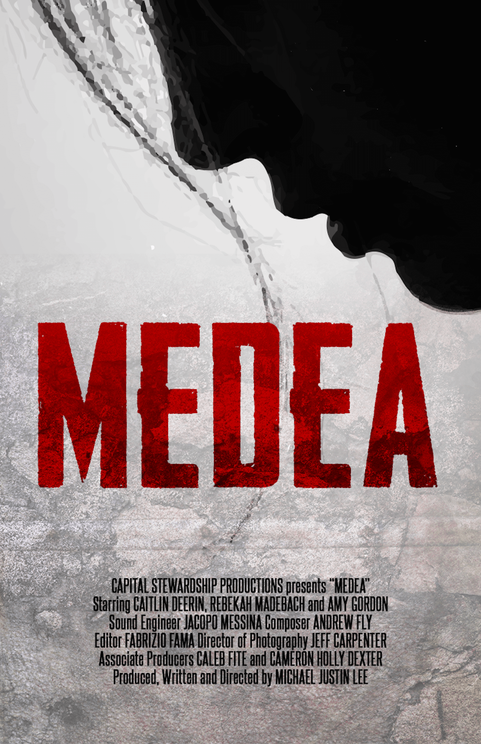 Medea movie poster