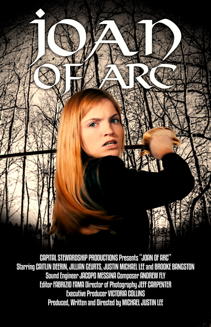 Joan of Arc movie poster